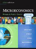 Microeconomics Private & Public Choice
