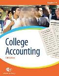 College Accounting Chapt