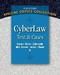 Cyberlaw-Text and Cases