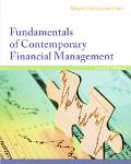 Fundamentals of Contemporary Financial Management With Thomson One, Business School Edition