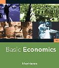 Basic Economics with Infotrac