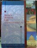 West's Business Law, Custom Edition for Glendale College (Tenth Edition)