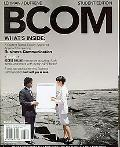 BCOM (with Review Cards and Printed Access Card)