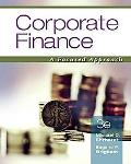 Corporate Finance (with Thomson ONE - Business School Edition), 3rd