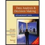 Data Analysis and Decision Making With Microsoft Excel - With CD