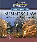 Business Law and the Legal E