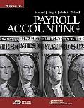 Payroll Accounting 2009 (with Adp's PC Payroll for Windows CD-ROM and Klooster/Allen's Compu...