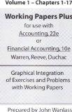 Working Papers Plus, Chapters 1-17 for Warren/Reeve/Duchac's Accounting, 22e and Financial A...
