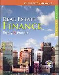 Real Estate Finance - With CD