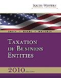 South-Western Federal Taxation 2010: Taxation of Business Entities, Volume 4 (with TaxCut Ta...
