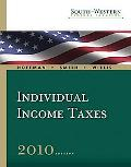 South-Western Federal Taxation 2010: Individual Income Taxes, Volume 1 (with TaxCut Tax Prep...