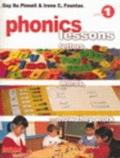 Phonics Lessons Letters, Words, and How They Work, Grade 1