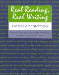 Real Reading, Real Writing Content-Area Strategies