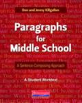 Paragraphs for Middle School : A Sentence-Composing Approach