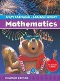 Scott Foresman-Addison Wesley Math Grade 3, NY Edition