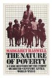 Nature of Poverty: Case History of the First Quarter-Century After World War II