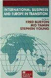 International Business and Europe in Transition (Academy of International Business Series)