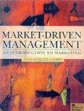 Market-driven Management: Strategic and Operational Marketing (Macmillan business)