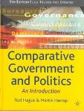 Comparative Government and Politics An Introduction