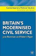 Britain's Modernised Civil Service