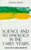 Science and Technology in the Early Years An Equal Opportunities Approach