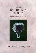 Barrister's World And the Nature of Law