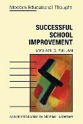 Successful School Improvement The Implementation Perspective and Beyond