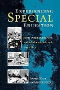 Experiencing Special Education What Young People With Special Educational Needs Can Tell Us