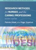 Research Methods for Nurses and the Caring Professions