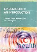 Epidemiology: An Introduction - Moon - Paperback