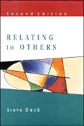 Relating to Others