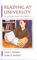 Reading at University A Guide for Students