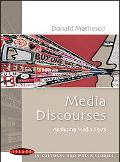 Media Discourses Analysing Media Talk