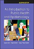 Introduction to Public Health And Epidemiology 2/e