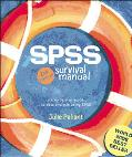 Spss Survival Manual A step by step guide to data analysis using SPSS for Windows (Version 12)