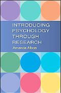 Introducing Psychology Through Research Psychology