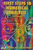 First Steps in Numerical Analysis - R. J. Hosking - Paperback - 2ND