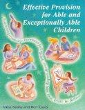 Effective Provision for Able and Exceptionally Able Children