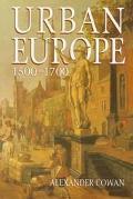 Urban Europe, 1500-1700