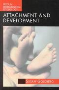 Attachment and Development