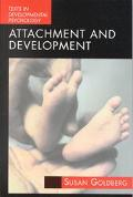Attachment and Development