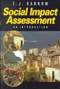 Social Impact Assessment An Introduction