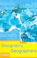 Geography & Geographers Anglo-American Human Geography Since 1945