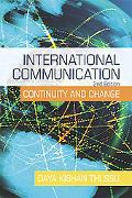 International Communication Continuity And Change