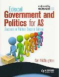 Edexcel Government & Politics in the Uk for As: Success in Politics