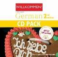 Willkommen CD and Transcript (Hodder Arnold Publication)