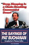 Deng-Xiaoping Is a Chain-Smoking Communist Dwarf The Sayings of Pat Buchanan