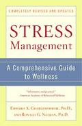 Stress Management A Comprehensive Guide to Wellness
