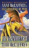 Dragonheart: Anne McCaffrey's Dragonriders of Pern (The Dragonriders of Pern)