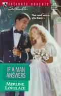 If a Man Answers - Merline Lovelace - Mass Market Paperback